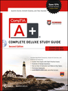 CompTIA A+ Complete Deluxe Study Guide (eBook): Exams 220-801 and 220-802
